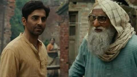 'Gulabo Sitabo' trailer: Bachchan, Khurrana offer a wacky slice-of-life comedy