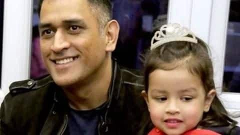 16-year-old held for issuing rape threats against MS Dhoni's daughter