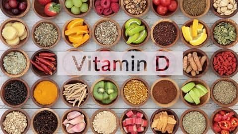Top 5 sources of Vitamin-D for vegetarians