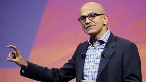 Satya Nadella gets 66% salary hike. Guess his total earnings?