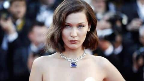 Bella Hadid is world's most beautiful woman, according to math