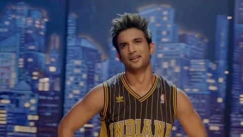 'Dil Bechara' title track: An ode to Sushant's undying charm