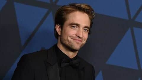 Robert Pattinson tests positive for COVID-19, filming of `The Batman` halted