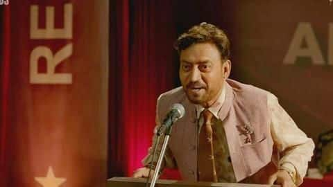'Angrezi Medium' trailer: Irrfan is back, with a bang!