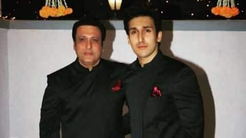 Govinda's son Yashvardhan meets with a car accident