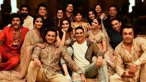 'Housefull 4' crosses Rs. 50 crore mark at box office