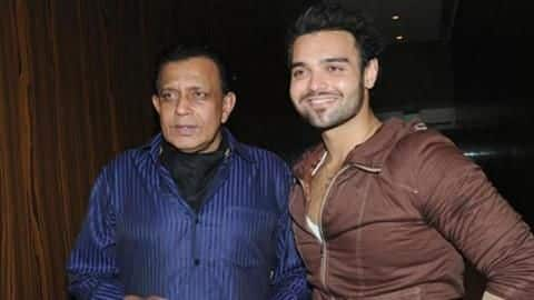 Mithun Chakraborty's son booked by police for rape