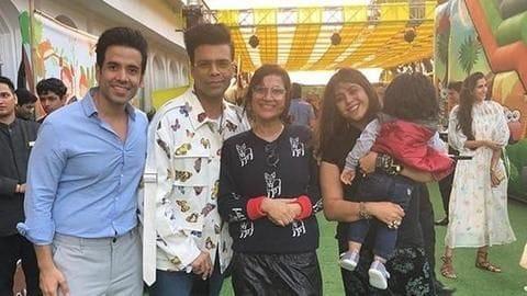 We broke barriers: Tusshar Kapoor celebrates single parents of Bollywood