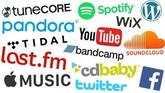 Top 5 online platforms where you can promote your music
