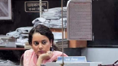 Kangana Ranaut issues rail tickets at CST station: Here's why