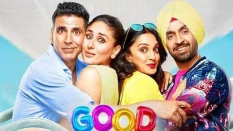Box office: 'Good Newwz' collects Rs. 17.5cr on first day