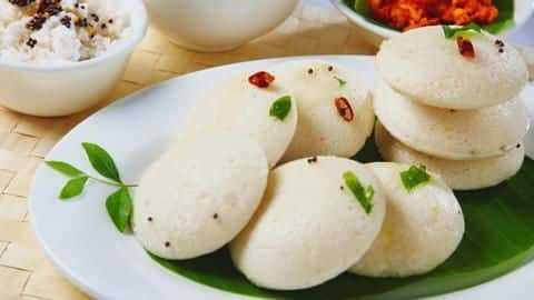 How to make delicious idli at home