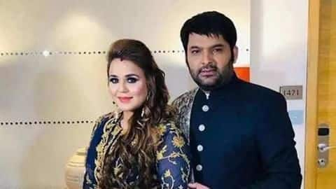 Kapil Sharma, Ginni Chatrath blessed with a baby girl
