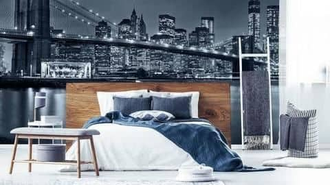 Ways to decorate your bedroom with city themes