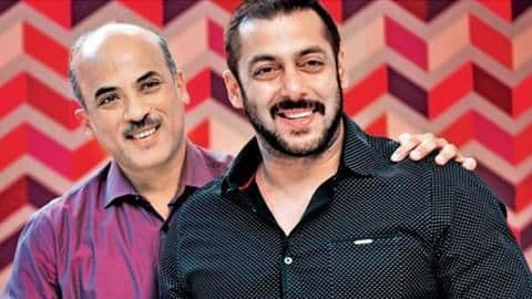 Sooraj Barjatya's son to make directorial debut with Salman Khan?