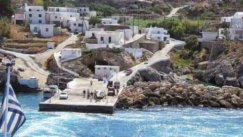 This Greek island will pay you to live there