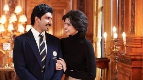 Ranveer Singh, Deepika Padukone amaze as Mr and Mrs Kapil Dev
