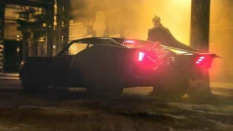 'The Batman' director brings us the new Batmobile