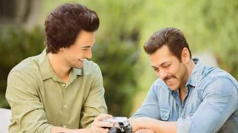 Salman to soon collaborate with brother-in-law Aayush Sharma: Report