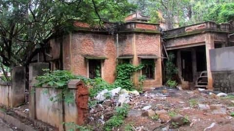 List of haunted places in Bengaluru