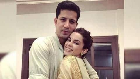 Sumeet Vyas And Ekta Kaul Welcome Baby Boy, Name Their Son Ved