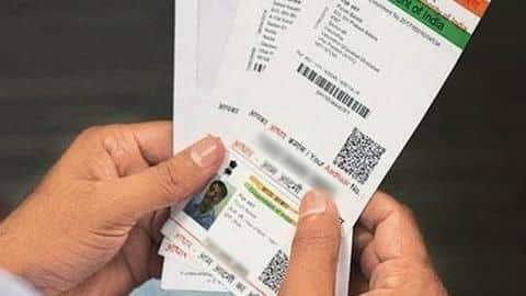 Here's how to download Aadhaar using your Aadhaar-registered mobile number