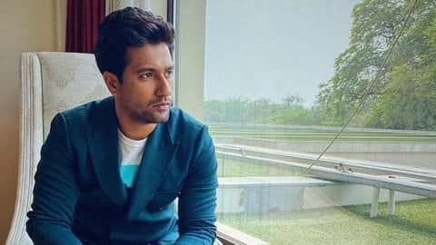 Vicky Kaushal's complex sealed after resident tests COVID-19 positive