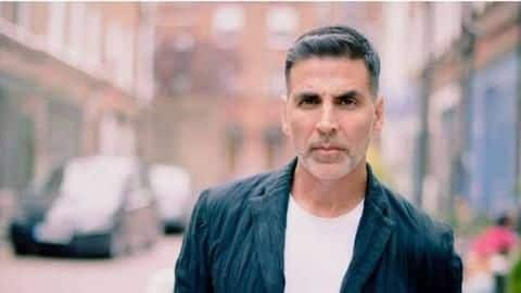 Watch: How Akshay rescues unconscious man on a show's sets