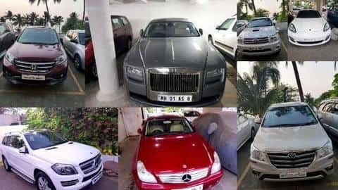 13 cars linked to Nirav Modi to be auctioned soon