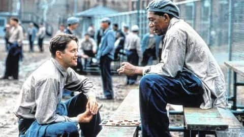 #LockdownRecommendations: Watch 'The Shawshank Redemption' and get busy livin'