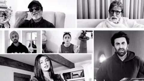 'Family': India's biggest stars come together for made-at-home short film