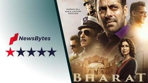 Review: 'Bharat' is an excessively stretchy Salman Khan show