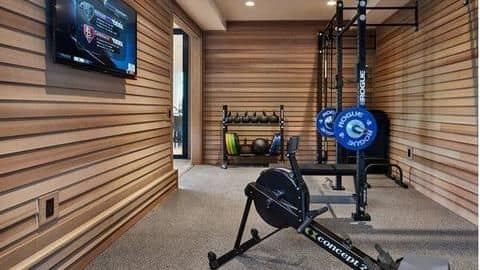 Your guide to setting up a home gym