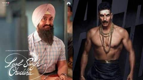 Akshay Kumar moves 'Bachchan Pandey' release date, upon Aamir's request