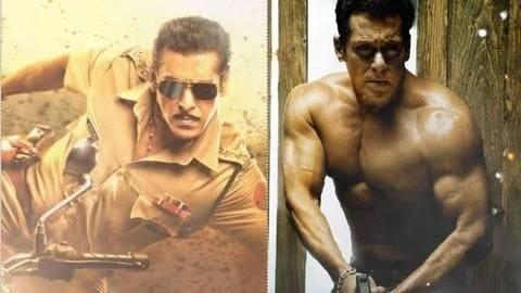 Salman Khan unveils first look of Eid 2020 release 'Radhe'