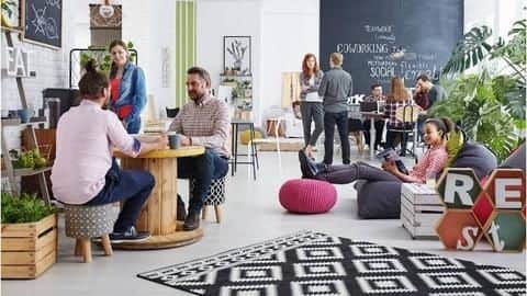 Want to boost productivity? Try these five interior design tips
