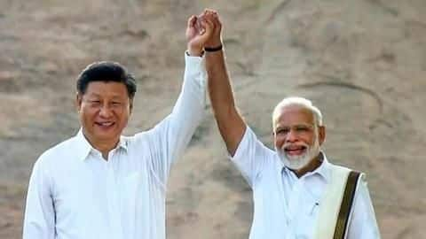 Day 1 of informal summit: Modi, Jinping discuss trade, terrorism