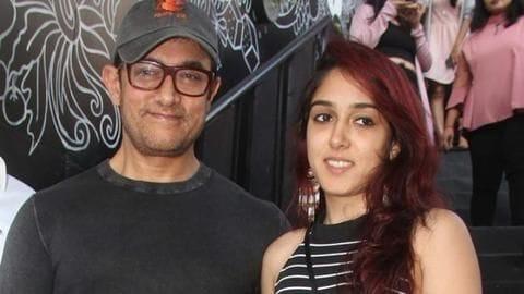 Break a leg: Aamir wishes daughter on her directorial debut