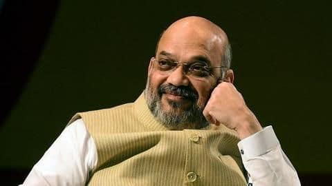 Android or iPhone: Wondering which phone Amit Shah uses?