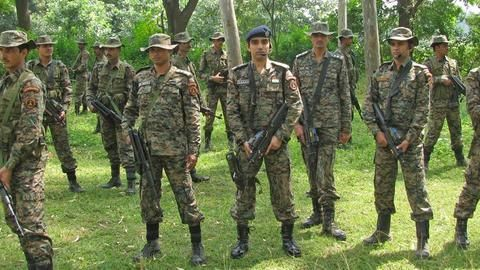 CoBRA deployed to defang Maoists