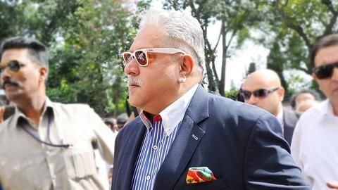 Vijay Mallya arrested in London, granted bail in 3 hrs
