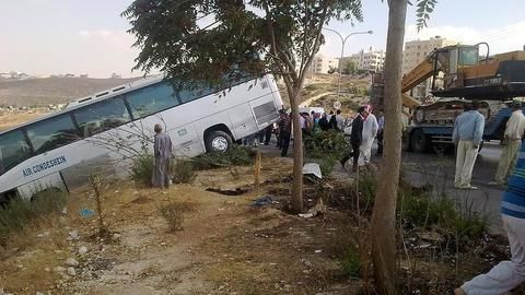 Deadly bus accident in UP