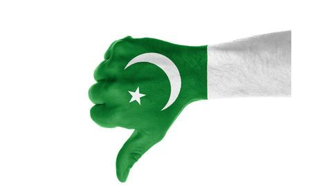 Pakistan's primary export: Terror