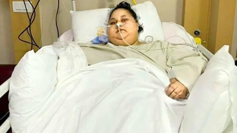 Eman has leaky heart that could be fatal - Doctors