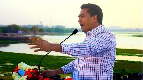 Kapil Mishra continues offensive against AAP