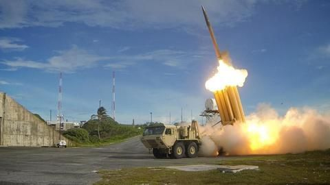 THAAD goes online in South Korea