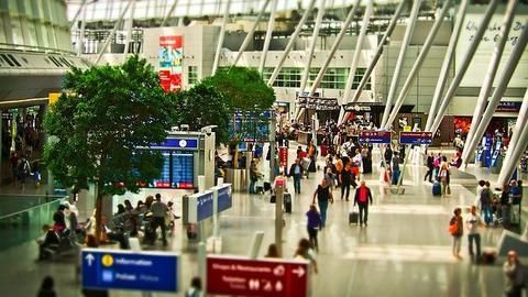 Indian airports going silent