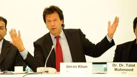 Imran Khan to sue Sharif for taking money from Osama