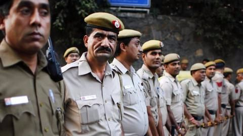 Massive turnout for Kashmir police recruitment