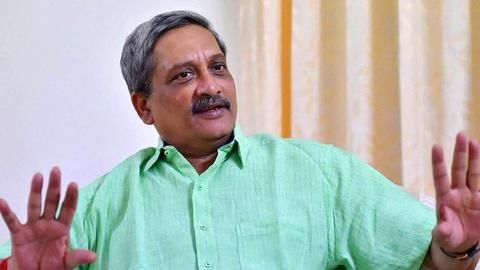 CM Parrikar to contest Goa bypoll from Panaji